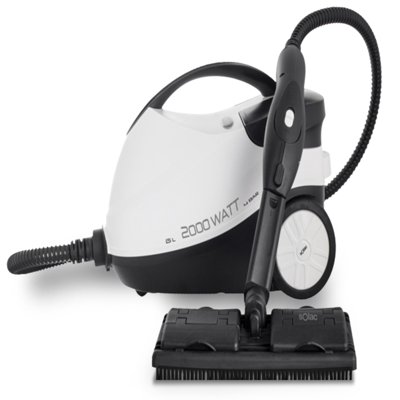 Vaporeta Steam Cleaner Solac LV1700  Ecogenic Arco