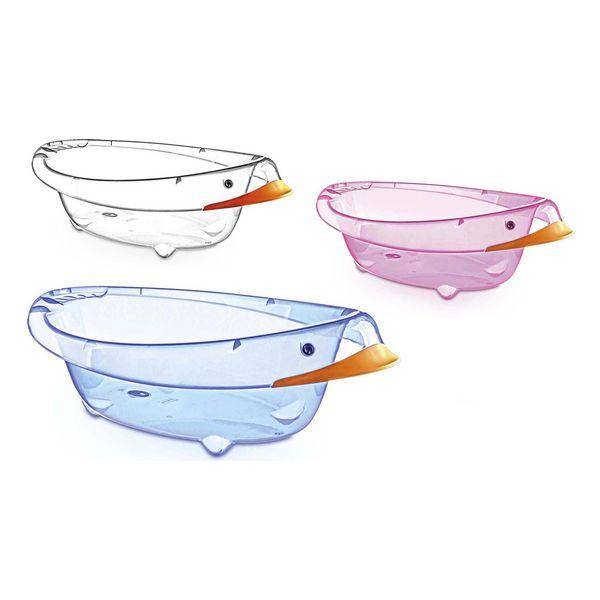 Bathtub For my Baby Duck Plastic Transparent (43 l) (90 x 54 x 27 cm)