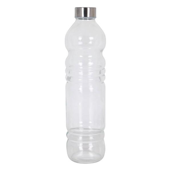 Bottle Glass Threaded cover 1L