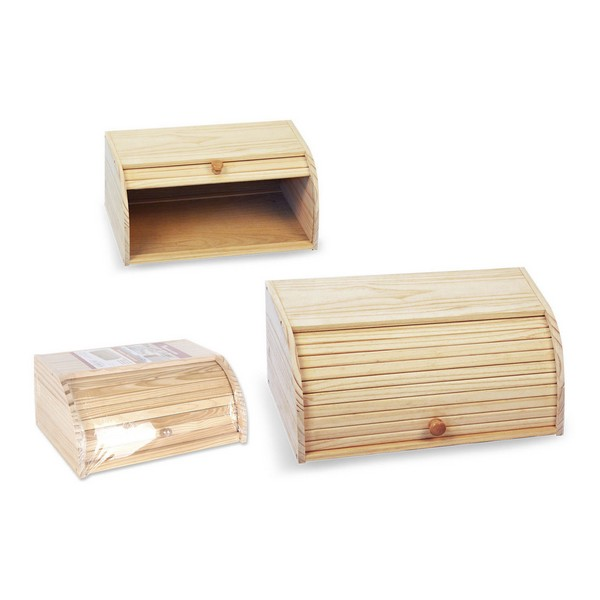 Breadbasket Privilege Wood (40,5 x 26,5 x 17 cm)
