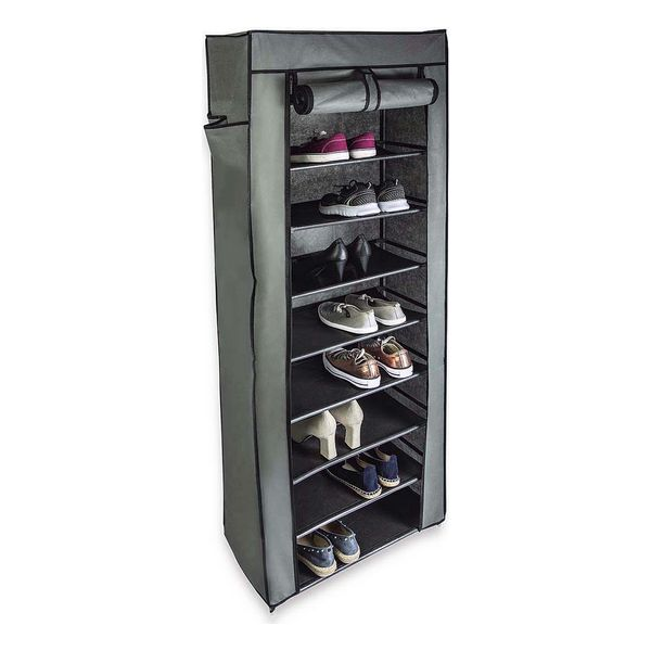 Shoe cupboard Confortime 27 Pairs (58 X 28 x 157 cm)