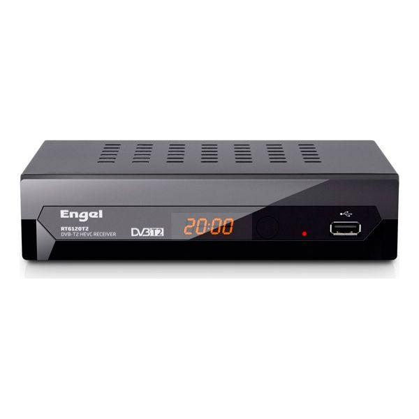 TDT Engel RT6120T2 FULL HD Timeshift Ethernet