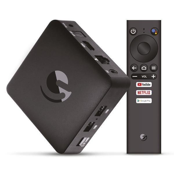 TV Player Engel EN1015K 8 GB WiFi Black