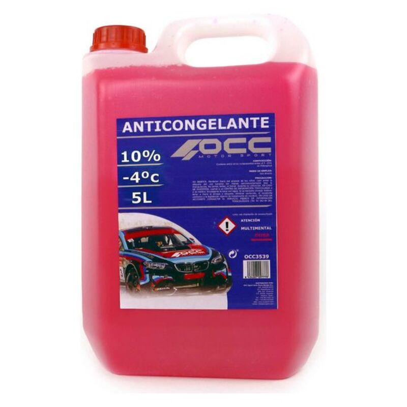 Antifreeze OCC3535 10% Pink (5 L)
