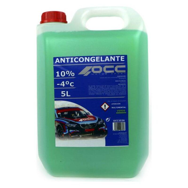 Antifreeze OCC3536 10% Green (5 L)