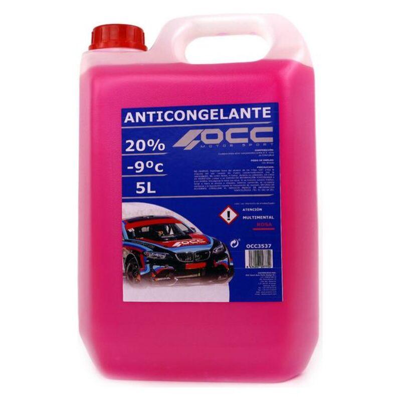 Antifreeze OCC3537 20% Pink (5 L)
