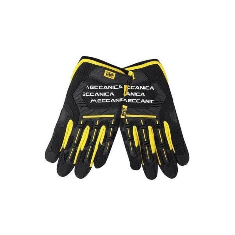 Mechanic's Gloves OMP Black