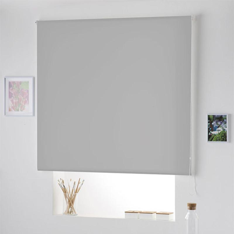 Translucent roller blind Naturals Grey