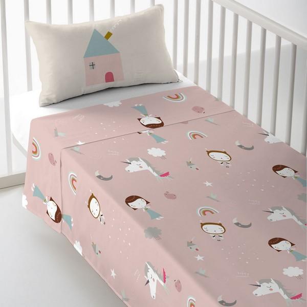 Bedding set Haciendo el Indio White Unicorn