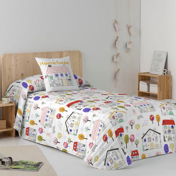 Bedspread (quilt) Icehome Garden House (Bed 90)