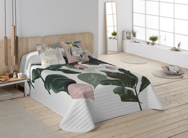 Bedspread (quilt) Colors of Nature Naturals