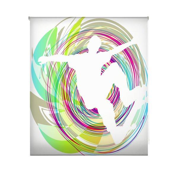 Roller blinds Translucent Skate (130 x 180 cm) (Refurbished C)