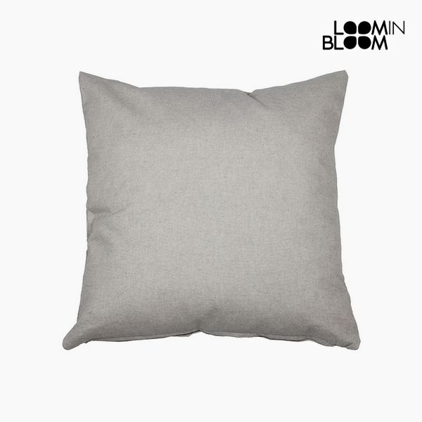 Cushion (45 x 45 x 10 cm) Cotton and polyester Grey
