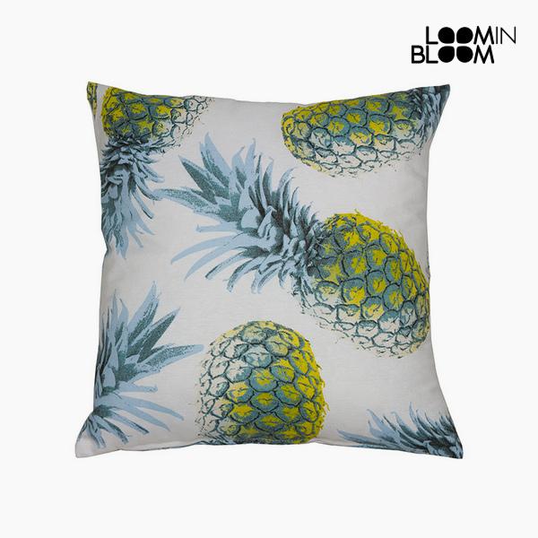 Cushion (45 x 45 x 10 cm) Polyester Blue