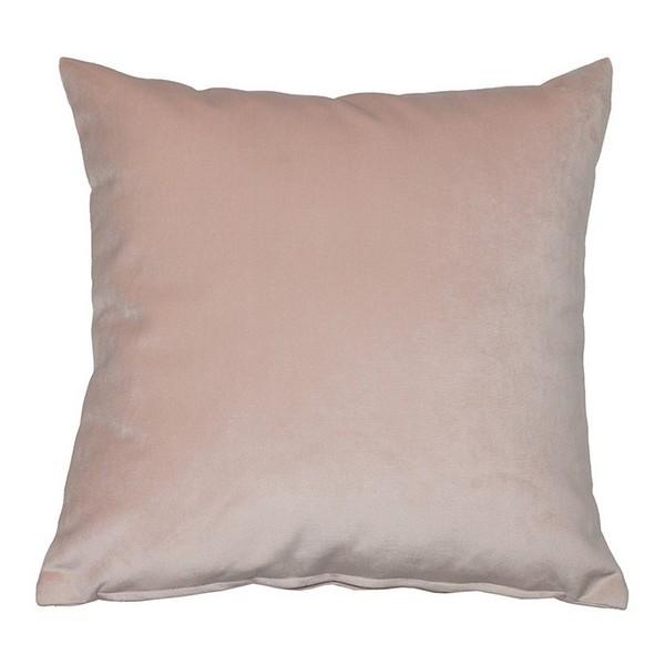 Blazina Velvet (45 x 45 x 10 cm) - Rumena