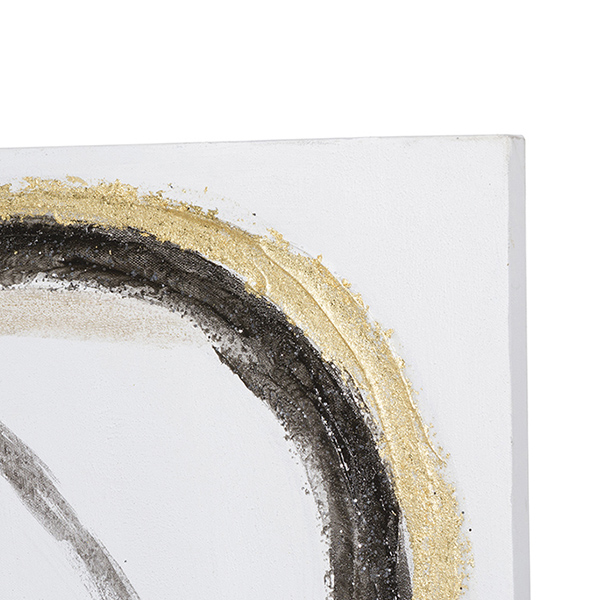Quadro a Olio Abstract (50 x 4 x 150 cm)