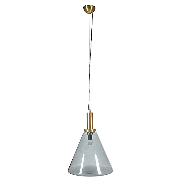 Ceiling Light Painted iron (49 x 47 x 51 cm)