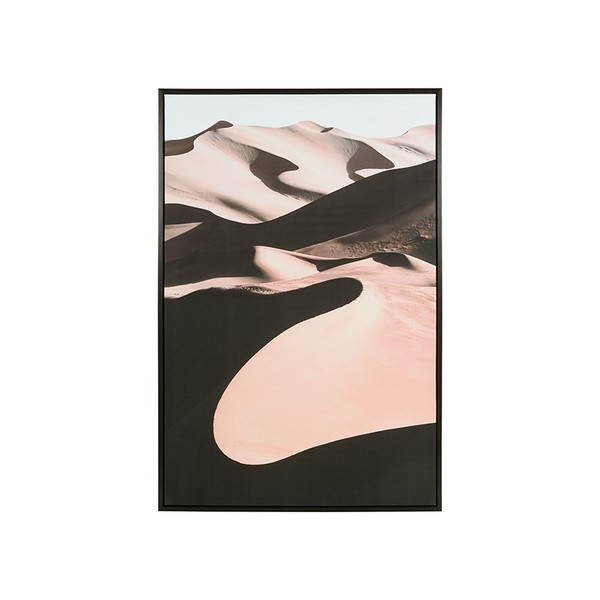 Oil Painting Sahara Mdf