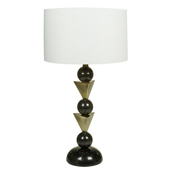 Lampada da Tavolo (38 x 38 x 70 cm)