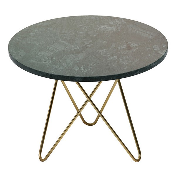 Small Side Table (45 x 45 x 35 cm) Marble