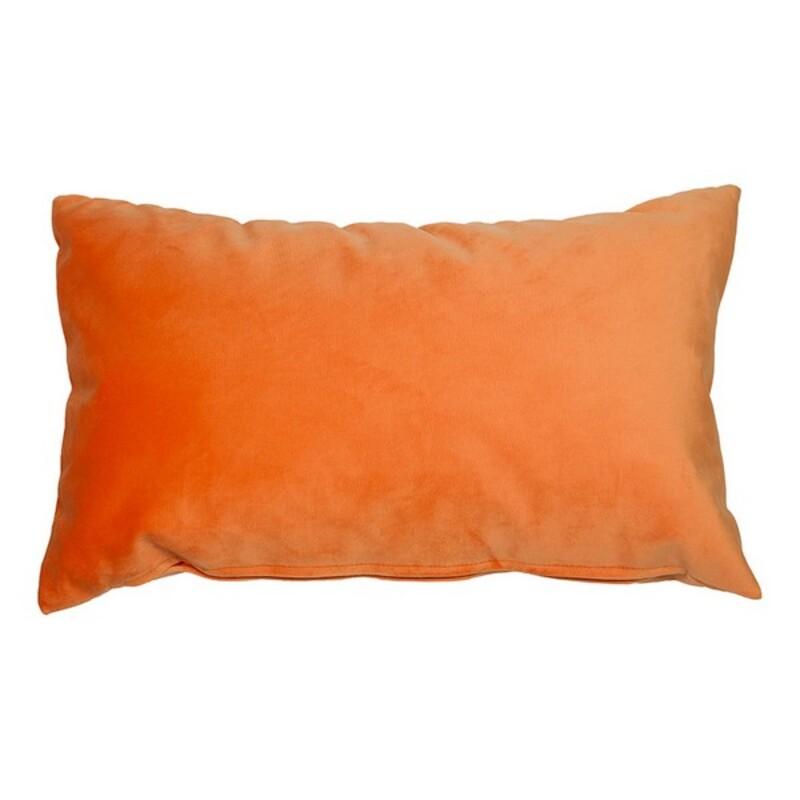 Cushion Velvet Orange