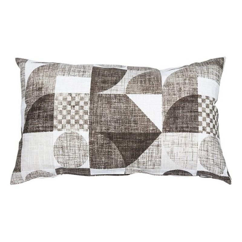Cushion Damero Brown