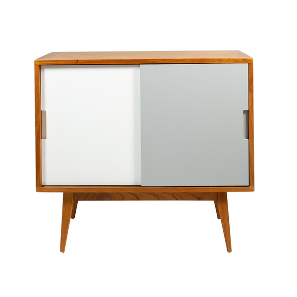 Console Aarhus Mindi wood (90 x 45 x 80 cm)