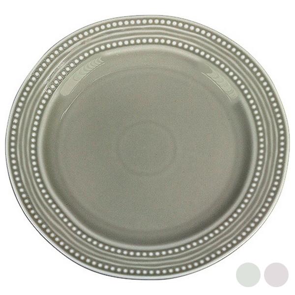 Flat plate Porcelain (26,5 x 26,5 x 2 cm)