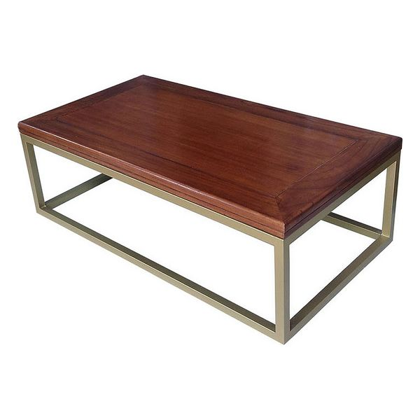 Centre Table Continent Mindi wood (120 x 65 x 40 cm)