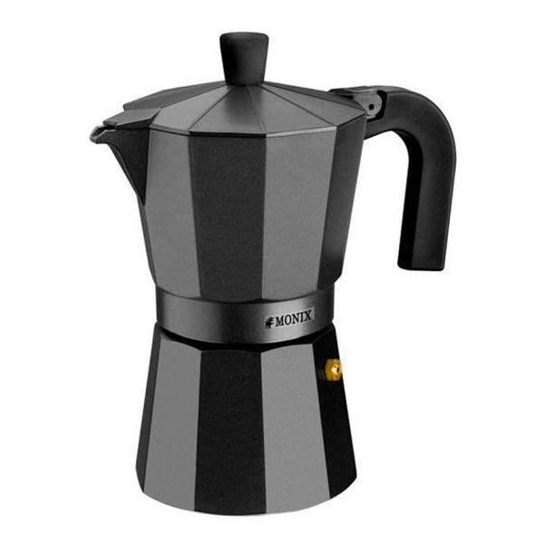 Cafetera Italiana Monix M640001 (1 taza) Aluminio