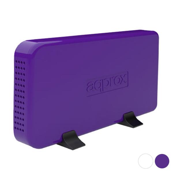 External Box approx! appHDD08 3,5