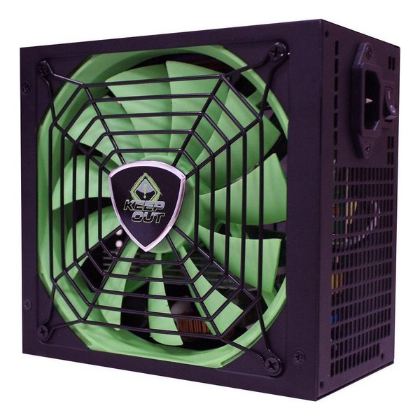 Fuente de Alimentación Gaming KEEP OUT FX700V2 700W Negro