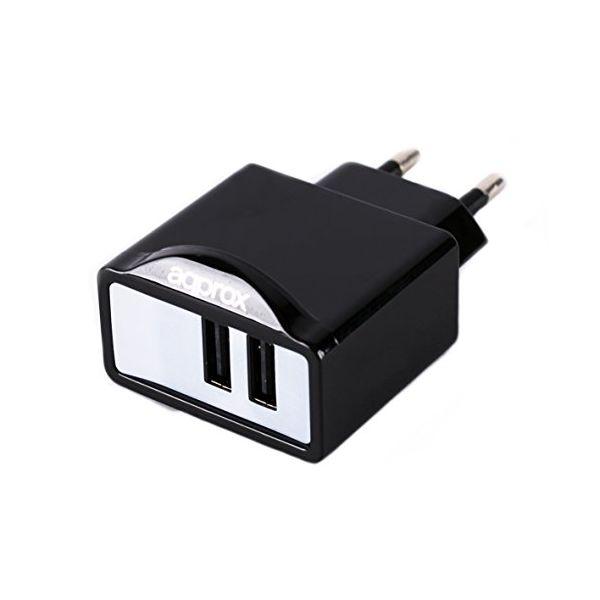 Cargador de Pared approx! AATCAT0036 APPUSBWALL21B USB