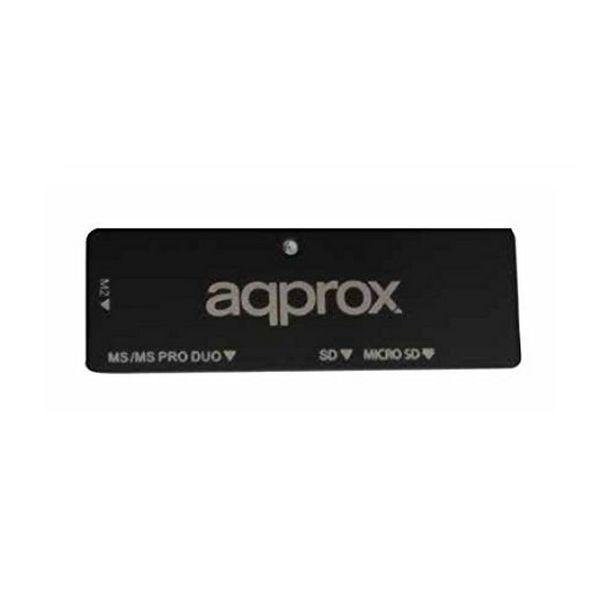 External Card Reader approx! APPCR01B USB 2.0 Black