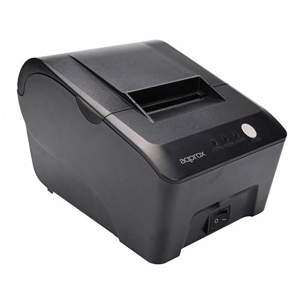 Impresora Térmica approx! appPOS58MU 203 dpi Negro