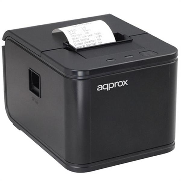 Impresora Térmica approx! appPOS58AU 203 dpi Negro
