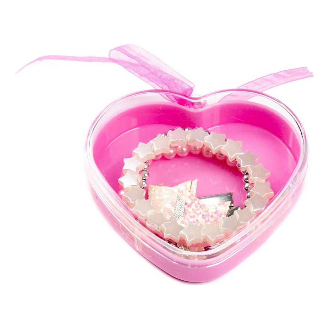 Jewellery Kit Inca Heart (5 pcs)