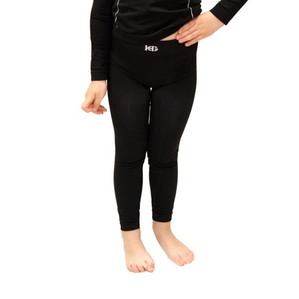 Sports Leggings for Children Sport Hg HG-9090 Black