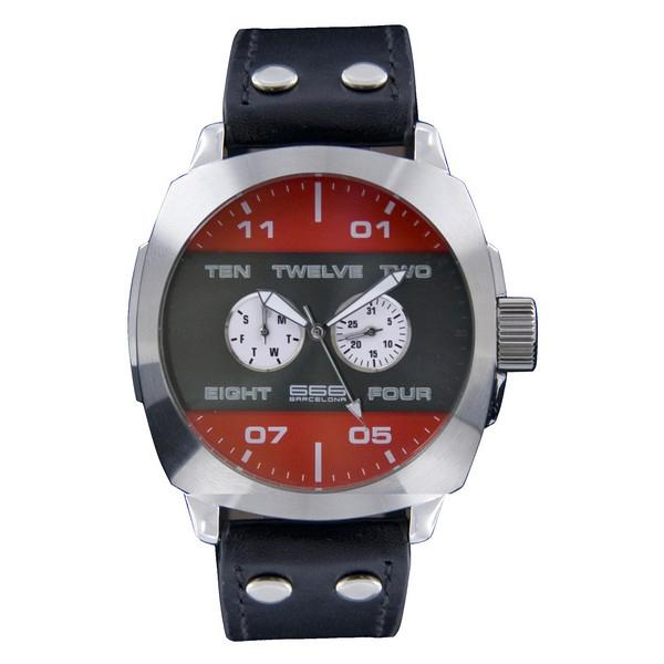 Reloj Hombre 666 Barcelona 252 (47 mm)