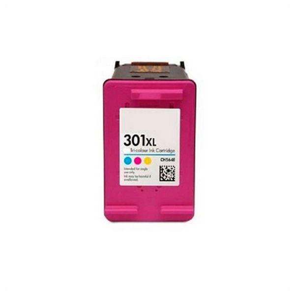 Cartucho de Tinta Reciclada Inkoem HP301XL