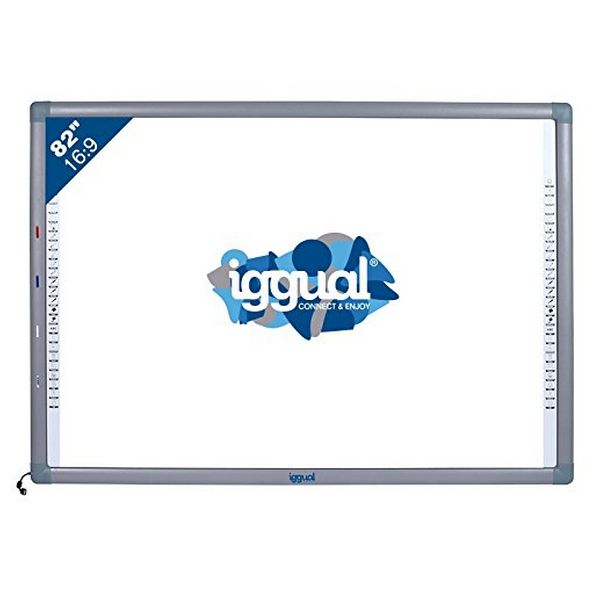 Interactive Whiteboard iggual IGG314388 82