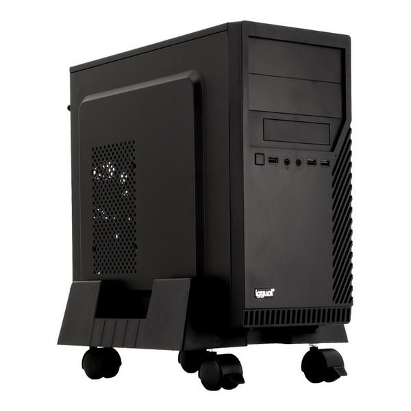 Soporte para PC iggual IGG316115 15-26 cm Negro