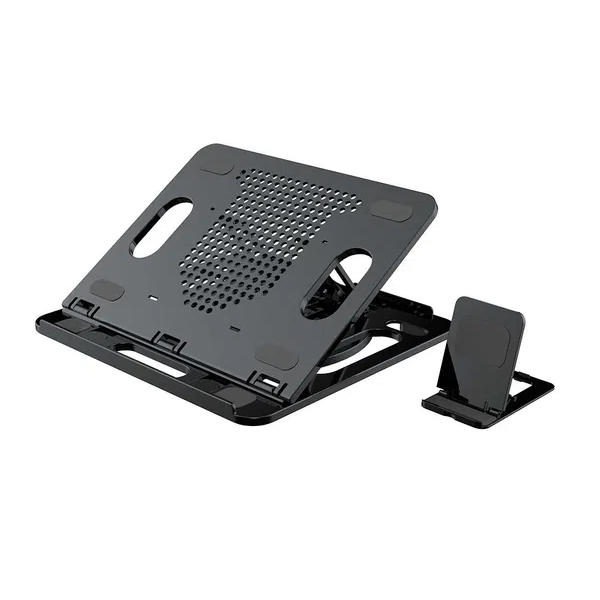Cooling Base for a Laptop iggual RPSV17 Adjustable 17