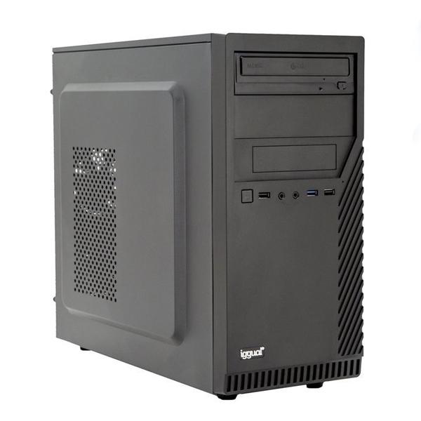 PC de Sobremesa iggual PSIPCH440 i5-9400 16 GB RAM 480 GS SSD W10 Negro