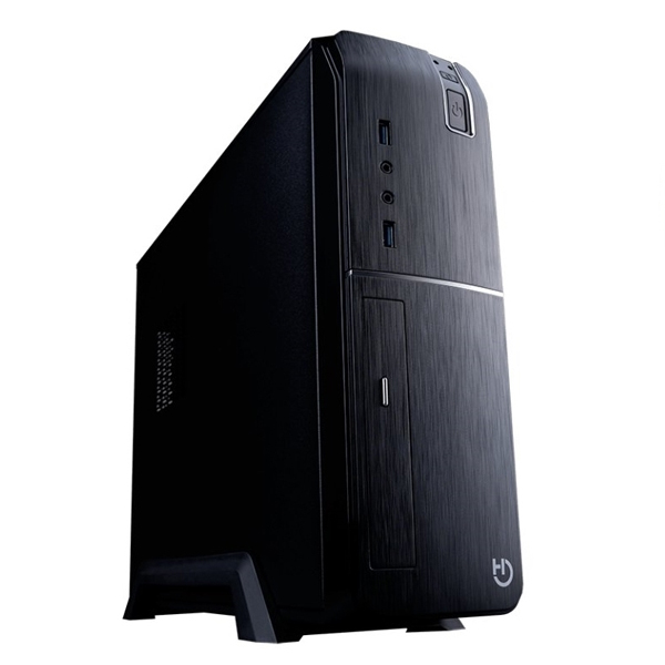 Desktop PC iggual PSIPC347 i5-9400 8 GB RAM 480 GB SSD Black