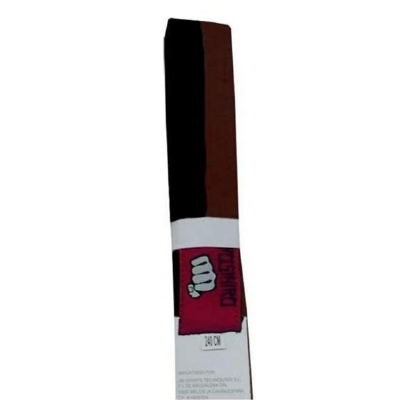 Martial Arts Belt  YOSIHIRO Softee 49002.A41 Brown