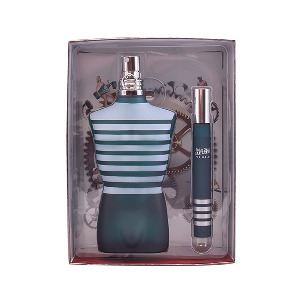 Set de Perfume Hombre Le Male Jean Paul Gaultier (2 pcs)