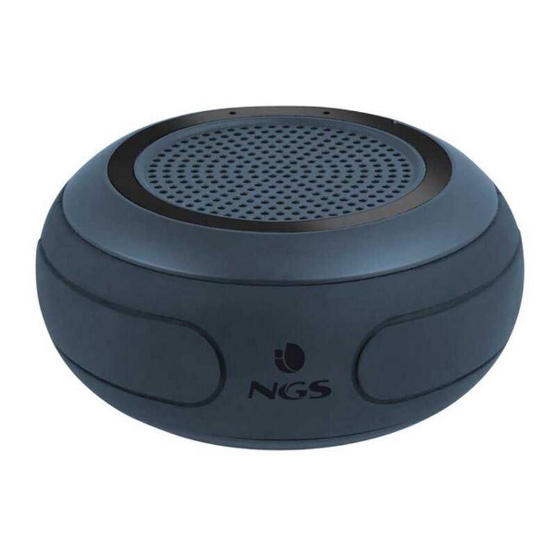 Altavoz Bluetooth Inalámbrico NGS RollerCreek 10w Negro