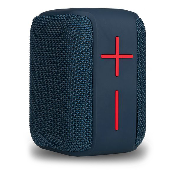Portable Bluetooth Speakers NGS Roller Coaster 1200 mAh 10W Blue