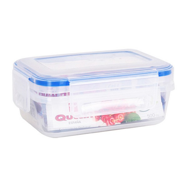 Hermetic Lunch Box Quttin L&F Plastic